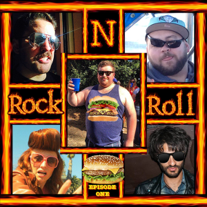 Rock N Roll Cheeseburger Podcast Episode 001 with Tommy Bechtold