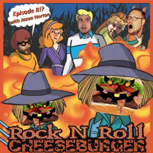Jason Horton on Rock N Roll Cheeseburger