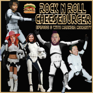 Markeia McCarty in episode 6 of Rock N Roll Cheeseburger
