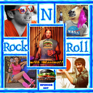 Manimal of The Big Surprise on Rock N Roll Cheeseburger ep 7