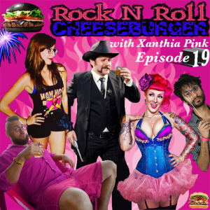 Valerie Tosi, Dan Lawler, Xanthia Pink, Tikku Sircar, and Kyle Duncan Graham in Rock N Roll Cheeseburger Episode 19